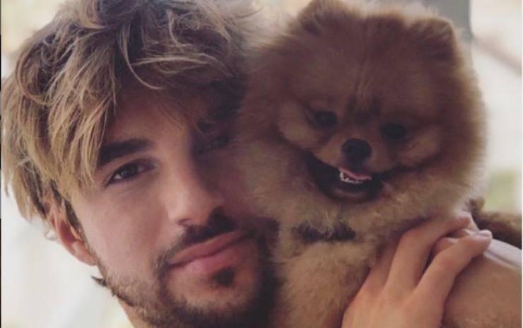 Andrea Damante e Tommy (Foto Instagram)