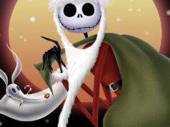 zero Nightmare Before Christmas