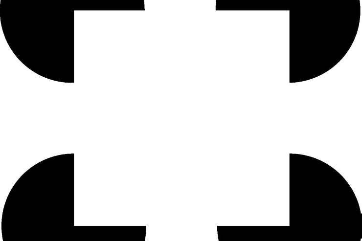 quadrato di kanizsa