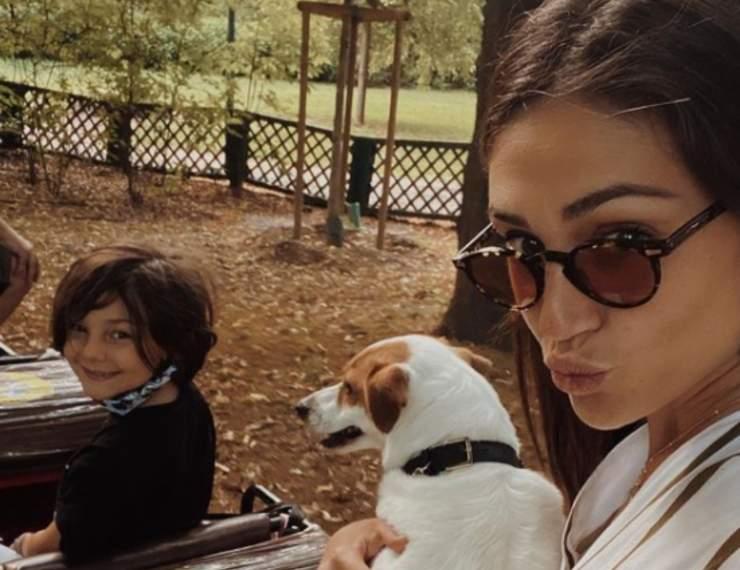 Aspirina, il cane di Cecilia Rodriguez