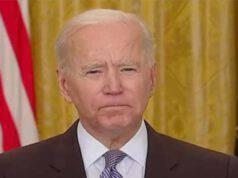 Joe Biden (Screen Instagram)