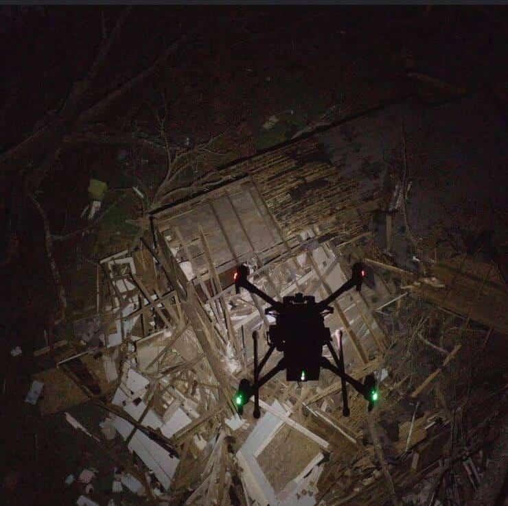 Drone (Screen Facebook)