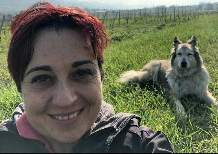 Benedetta Rossi e Nuvola (Foto Instagram)