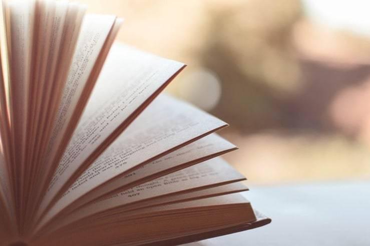 Libro (Foto Pixabay)