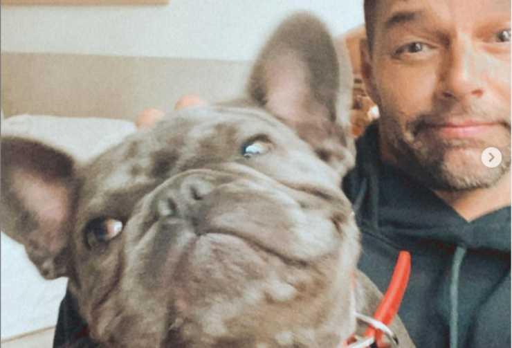 Ricky e Bartolo (Foto Instagram)