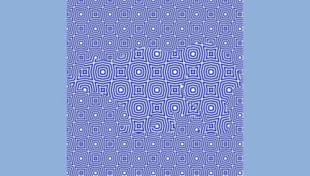 test visivo forme geometriche