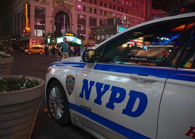 New York Police Department (Pixabay)