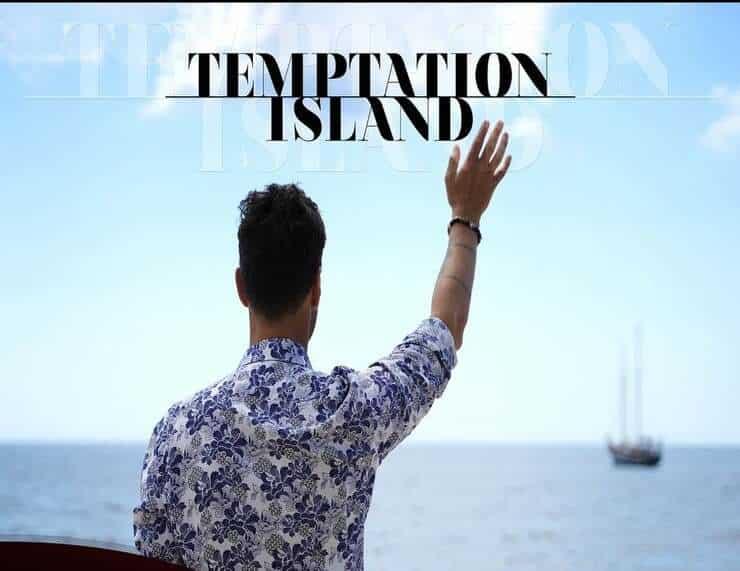 Temptation Island (Screen Instagram)