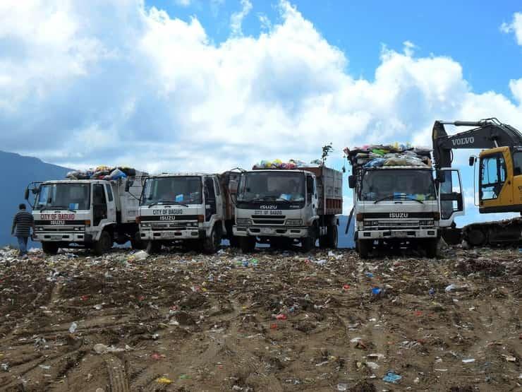 camion dei rifiuti (Foto Pixabay)