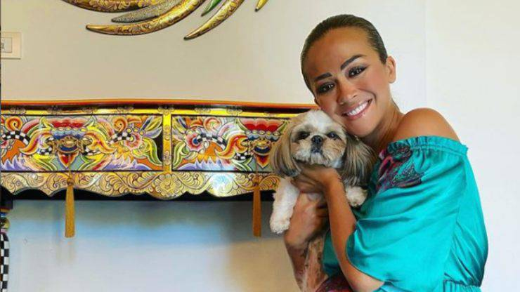 Giorgia Palmas: chi sono i suoi cani