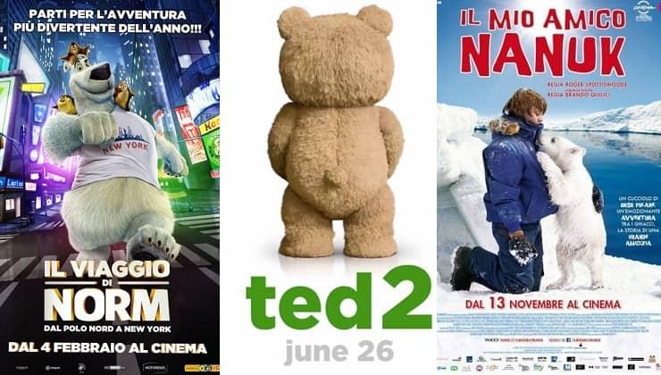 film protagonista orso