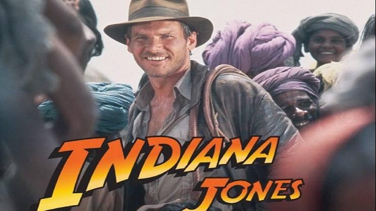 cane indiana jones