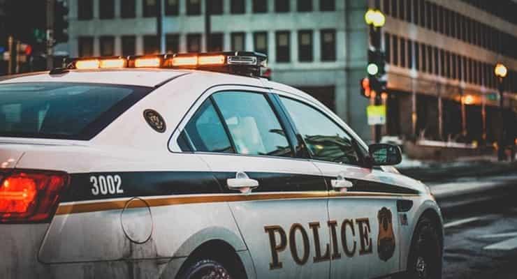 Auto della polizia (Pixabay)