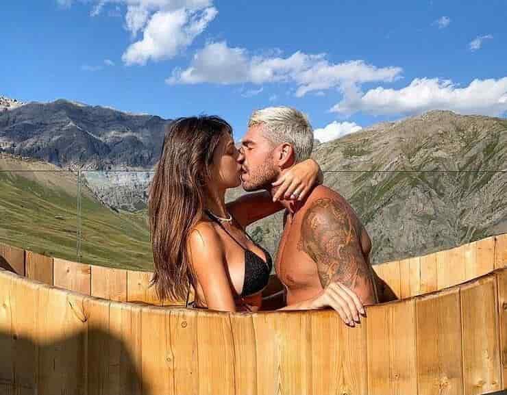 Cecilia Rodriguez e Ignazio Moser (Screen Instagram)