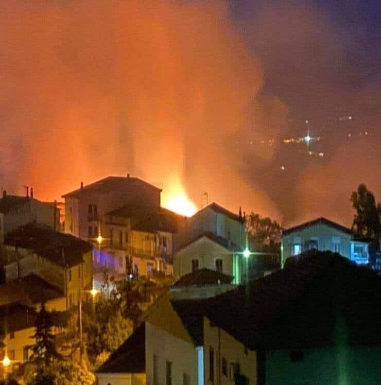 Incendio (Screen Facebook)