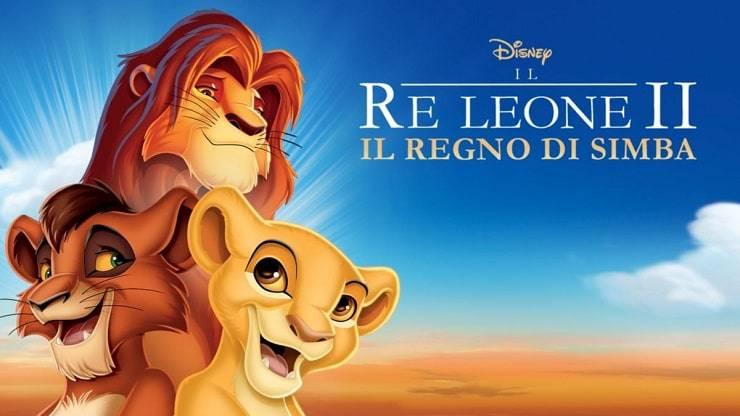 locandina Re Leone II
