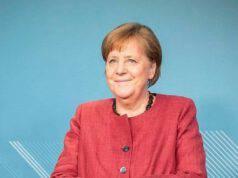 Angela Merkel (Screen Instagram)