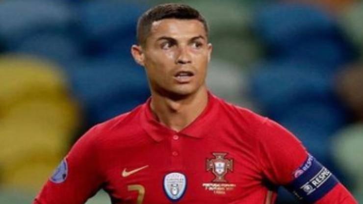 Cristiano Ronaldo incredulo (Foto Instagram)