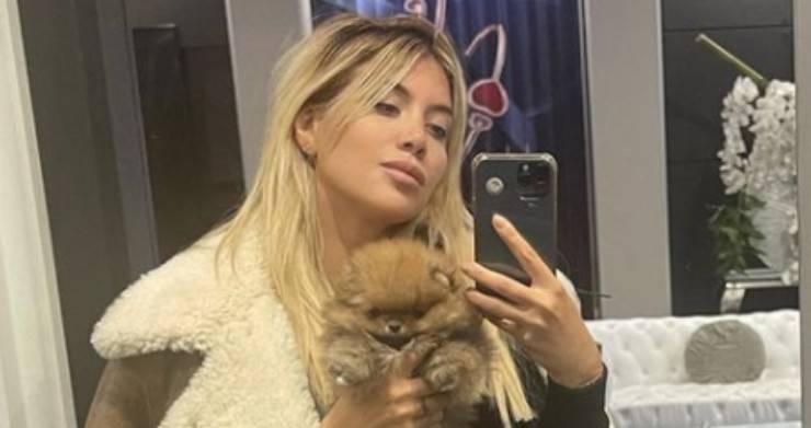 Foto di Wanda con la nuova cagnolina