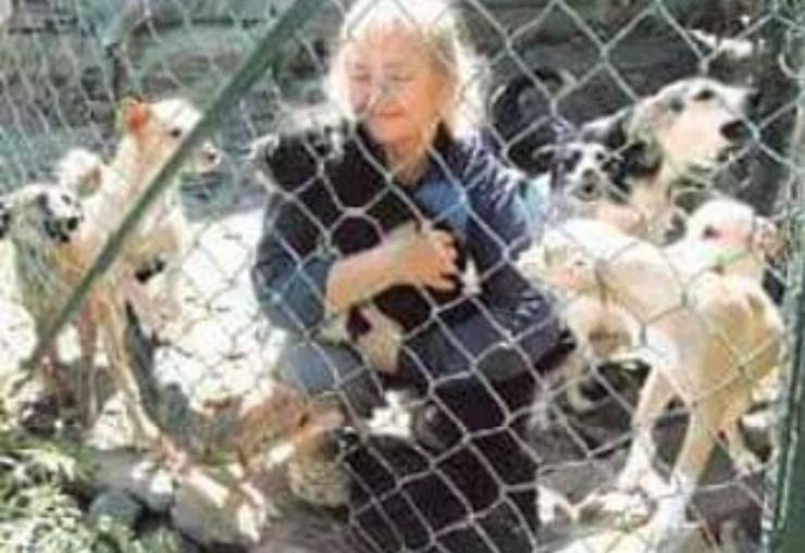 Svetlana, mamma serba fondatrice dell'organizzazione