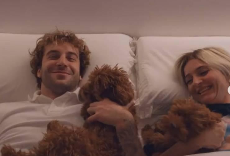 Veronica Peparini e Andreas Muller: chi sono i loro cani