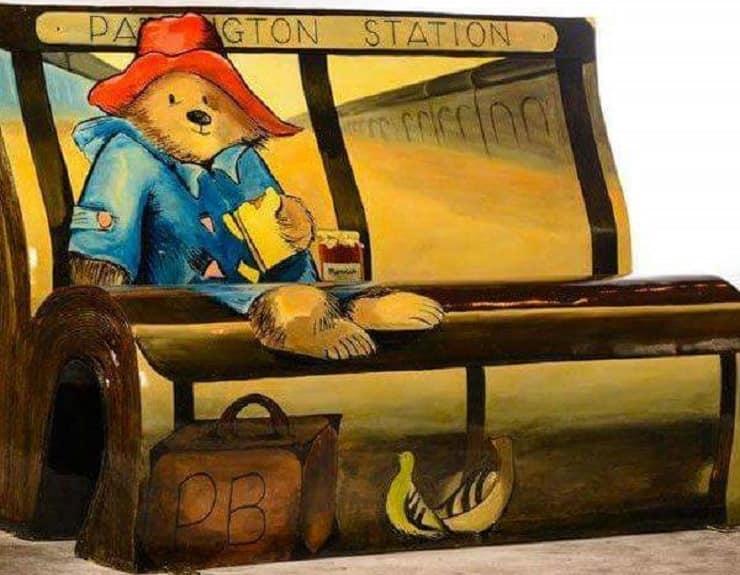 panchina Paddington