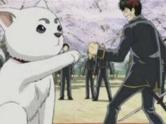 cane di Gintama