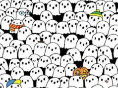 Il test visivo dei fantasmi : trova la creatura nascosta in soli 10 secondi